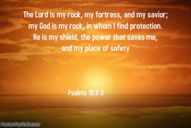 Psalms18poster